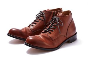 CHUKKA BOOTS with SIDE ZIP