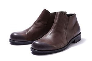 INSTEP GORE SHORT BOOTS