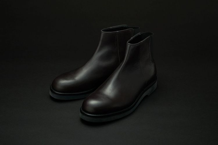PADRONE URBAN LINE - BACK GORE BOOTS / GINO