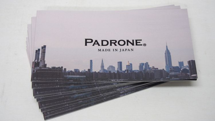 PADRONE 2018-19 Autumn & Winter Collection / URBAN LINE 39