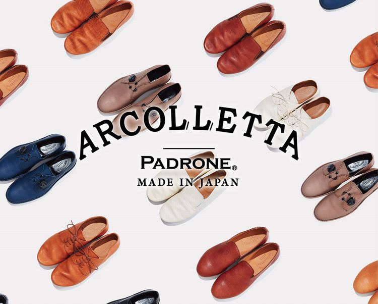 ARCOLLETTA PADRONE POP-UP in 伊勢丹新宿店メンズ