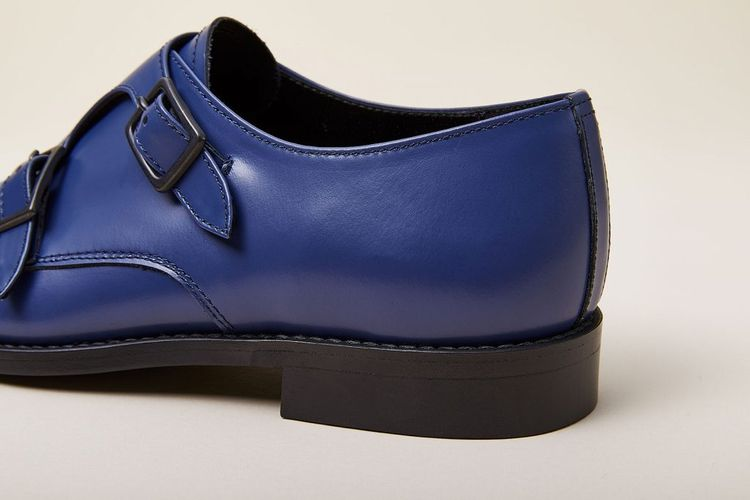 2019AW ARCOLLETTA PADRONE / DOUBLE MONK SHOES