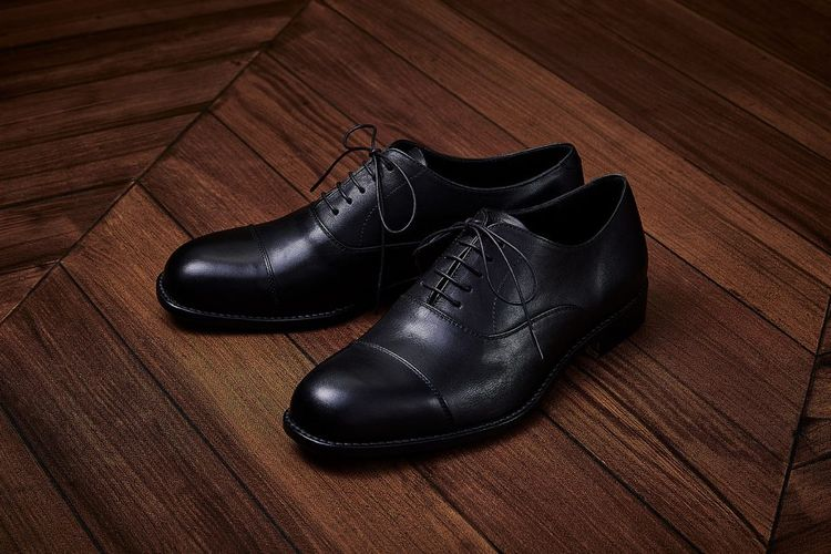 2019AW PADRONE / BALMORAL SHOES